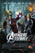 The Avengers - One Sheet by Marvel Studios