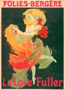 Loie Fuller - Folies Bergeres 1895