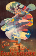 Loie Fuller - Folies Bergeres 1897