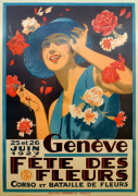 Fete des Fleurs Geneve 1927
