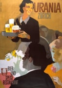 Urania Bar Zurich 1950