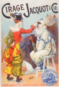Jacquot Shoe Polish 1894