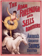 Forepaugh and Sells Circus, 1902 by Anonymous