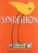 Syndetikon Glue, 1920 by F M Ehmcke