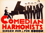 Comedian Harmonists, 1928 by Anonymous
