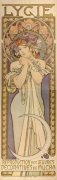 Lygie - Works by Mucha 1901