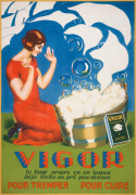 Vigor Washing Powder, 1915 by Anonymous