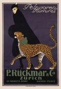 Ruckmar Furriers Zurich 1910
