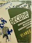 Becane Liqueur, 1894 by Edouard Vuillard