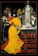 Caffé - Espresso Servizio Instantaneo, 1900 by V. Ceccanti