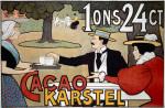 Karstel Cocoa, 1897 by Johan Georg van Caspel
