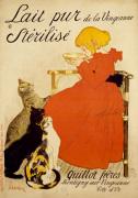 Lait pur Sterilise 1904