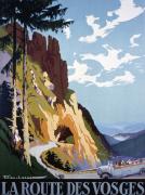 La Route des Vosges 1925