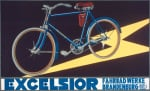 Excelsior Cycles, 1920 by Anonymous