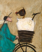 Taking The Girls Home by Sam Toft