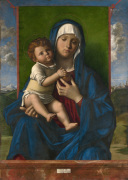 The Virgin and Child by Giovanni Bellini