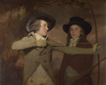 Robert Ferguson of Raith 1770-1840 and Lieutenant-General Sir Ronald Ferguson 1773-1841 ('The Archers')