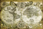 World Map 1626 by John Speed