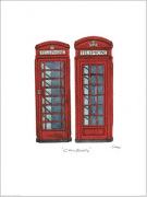 Callboxes by Barry Goodman