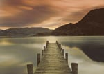 Ullswater (medium) by Mel Allen