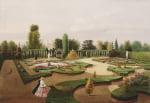 The Alhambra Garden Elvaston Castle