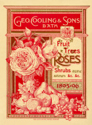 Fruit Trees, Rose and Shrubs by Geo. Cooling & Sons, Bath