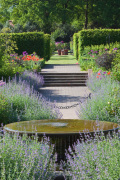View of the Country garden at Wisley
