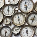 Compass by Deborah Schenck