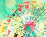 Ferris Wheel Barcelona
