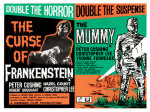 Frankenstein and The Mummy
