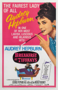 Breakfast at Tiffany's - One Sheet