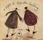 A Spot of Handie Holding by Sam Toft