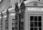 Telephone silhouette