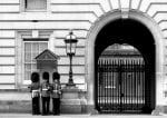 Guard change Buckingham Palace