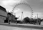 Blade jump London Eye