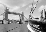 Tower Bridge mooring