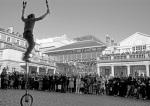 Balancing act Covent Garden