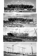 Building the Olympic Stadium