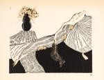 Les quatre bouquets by Gazette du Bon Ton