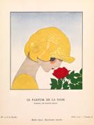 Le parfum de la rose