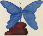 Toy design (Butterfly) by Winifred Gill