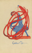 Toy design (Castanet Dance)