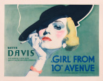 The Girl from 10th Avenue by Cinema Greats