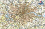 A-Z London Map by Geographers' A-Z Map Company