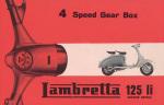 Lambretta 125 Li  4 Speed Gear Box by Anonymous