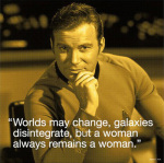 Star Trek - James T Kirk I.Quote by Anonymous