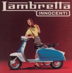 Lambretta  Innocenti by Anonymous