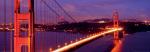 Golden Gate Bridge, San Francisco by Stas Volik