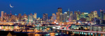 San Francisco Skyline at Night by Andy Z
