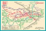 London Underground Map 1932